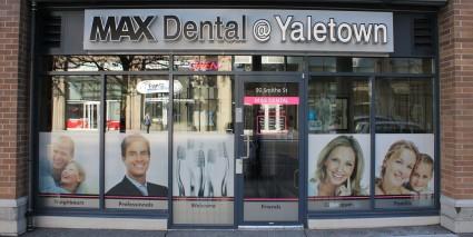 MAX Dental at Yaletown