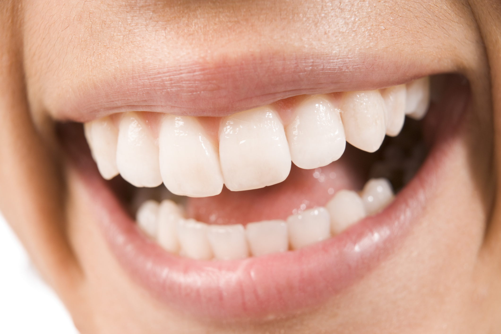 how to build up tooth enamel