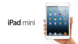 Win one of five (5) iPad minis