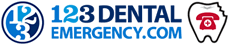 Visit 123DentalEmergency.com to learn about this free emergency call service