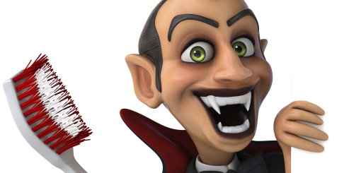 123 Dentist's Halloween Spooktacular Preview