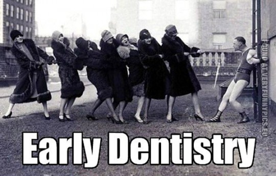 4. Early Dentistry