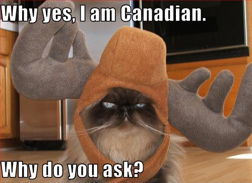 yes i am canadian