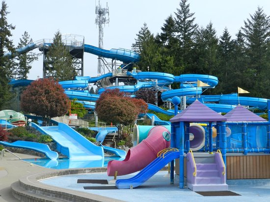 Cool Down At Your Local GVRD Waterpark