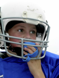 Many organized sports teams and associations require mouthguards