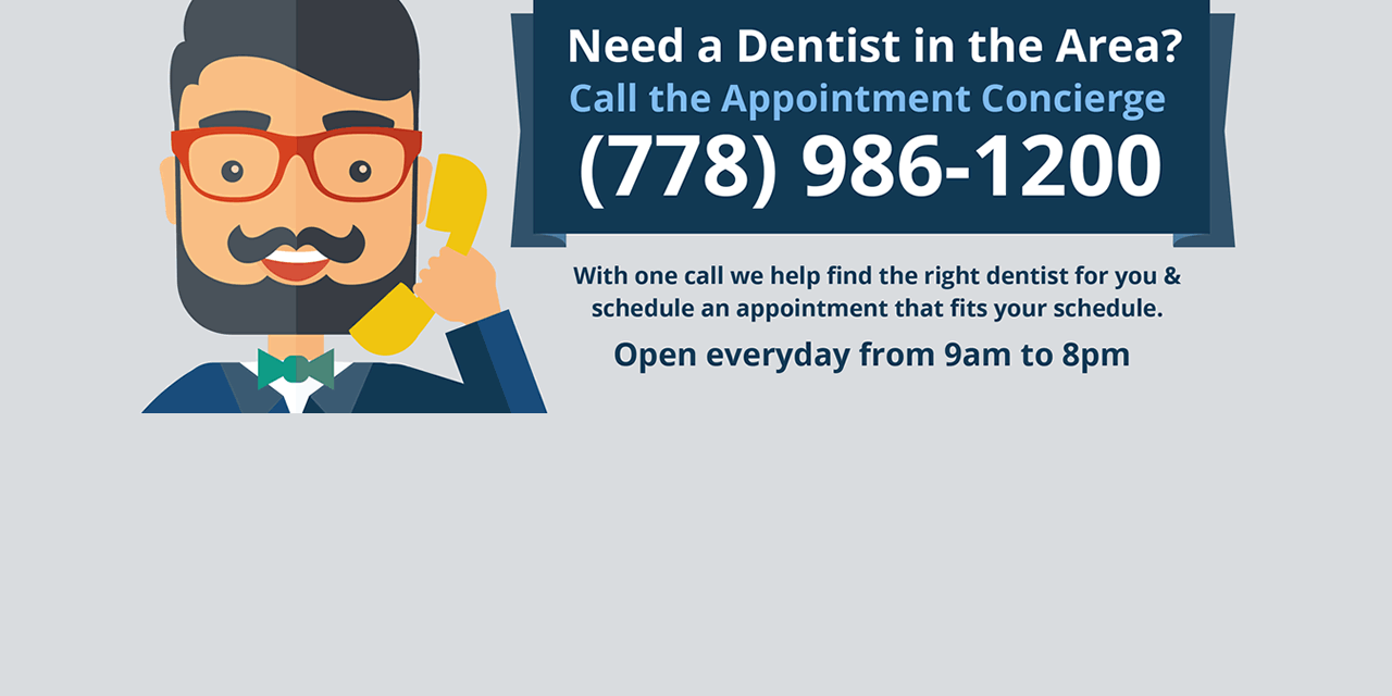 Dental Appointment Concierge from 123Dentist