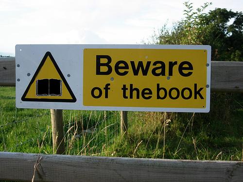 beware-book
