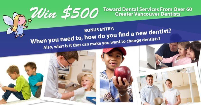 The Tooth Fairy Giveaway from 123Dentist