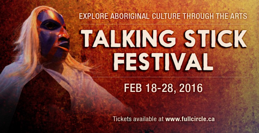 Talking Stick Festival in Vancouver