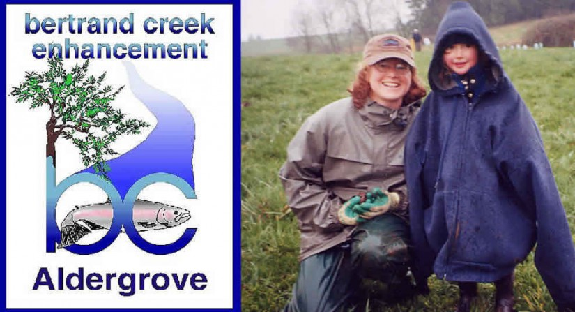Bertrand Creek Enhancement Society (BCES) Monthly Meeting in Aldergrove