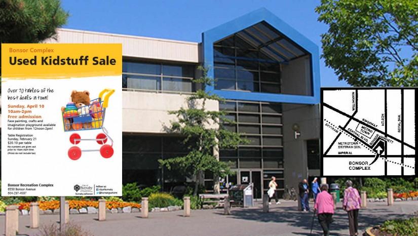 Bonsor Used Kidstuff Sale in Burnaby