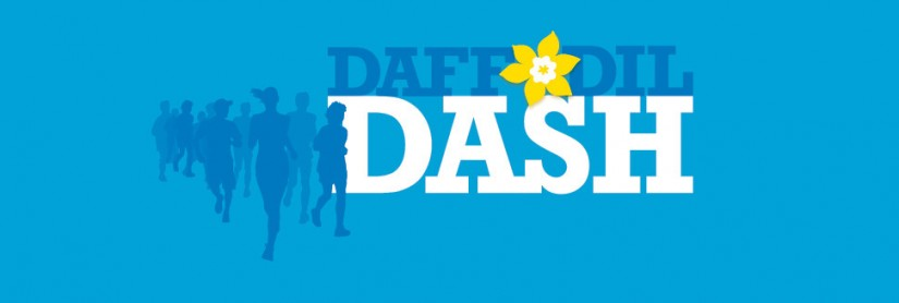 Daffodil Dash in Port Moody