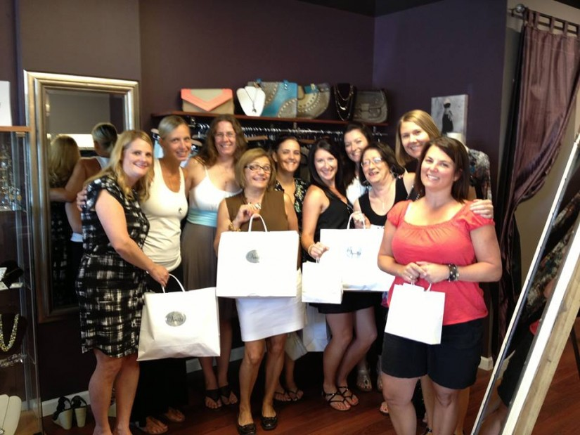 Retail Therapy Boutique & Wine Tour in Langley
