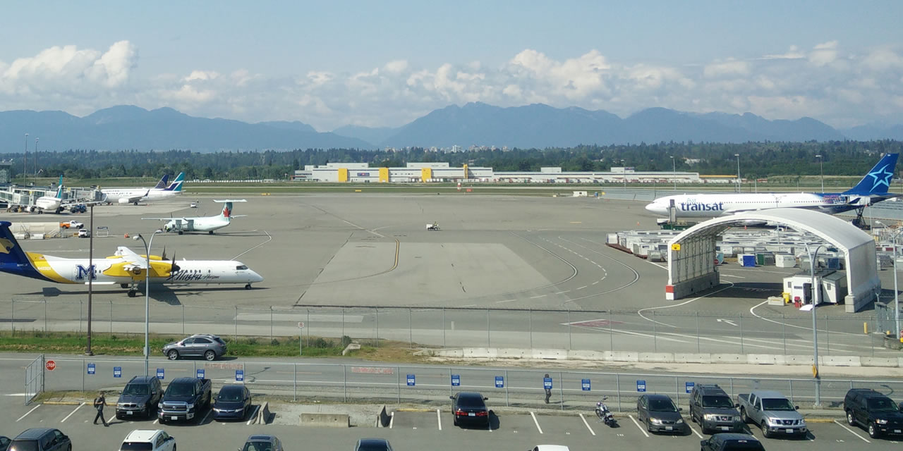 YVR in Richmond BC