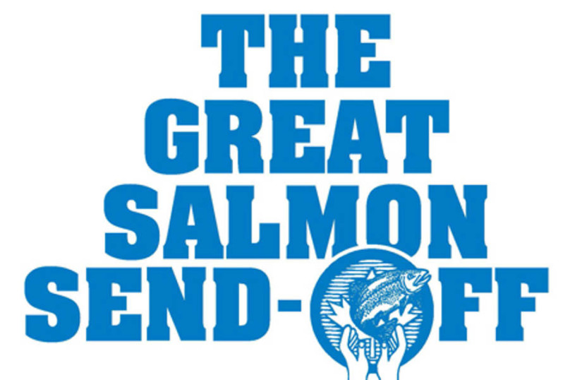 Great Salmon Send-Off 2019 in Burnaby