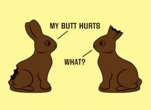 choc-bunnies