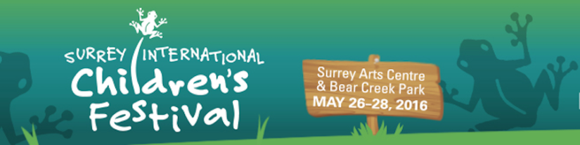 Surrey International Children's Festival in Surrey