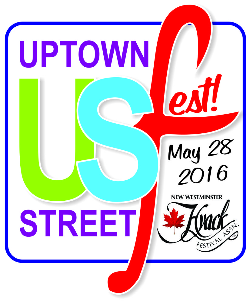 Uptown Street Festival in New Westminster