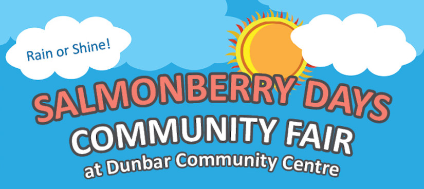 Dunbar Salmonberry Days in Vancouver