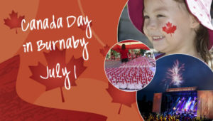 Canada Day in Burnaby