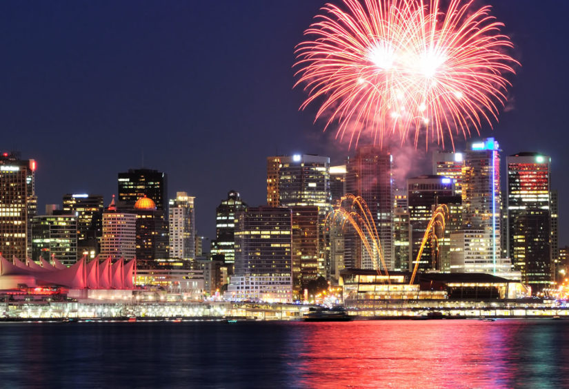 The best 2018 Canada Day celebrations in the Lower Mainland