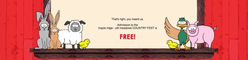Country Fest 2016 in Pitt Meadows