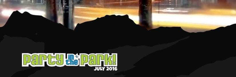 Party in the Park 2016 in Chilliwack