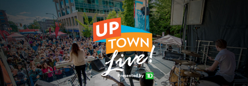 Uptown Live! Music Festival in New Westminster