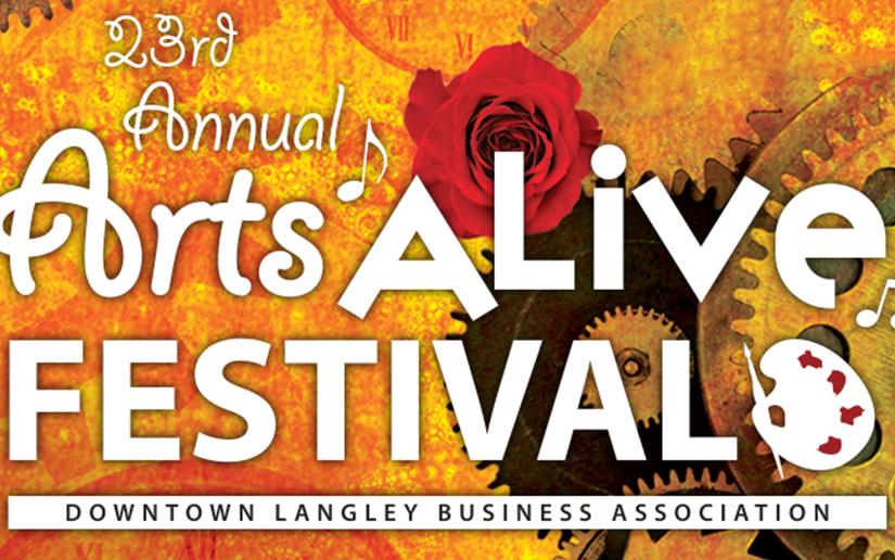 Arts Alive Festival in Aldergrove