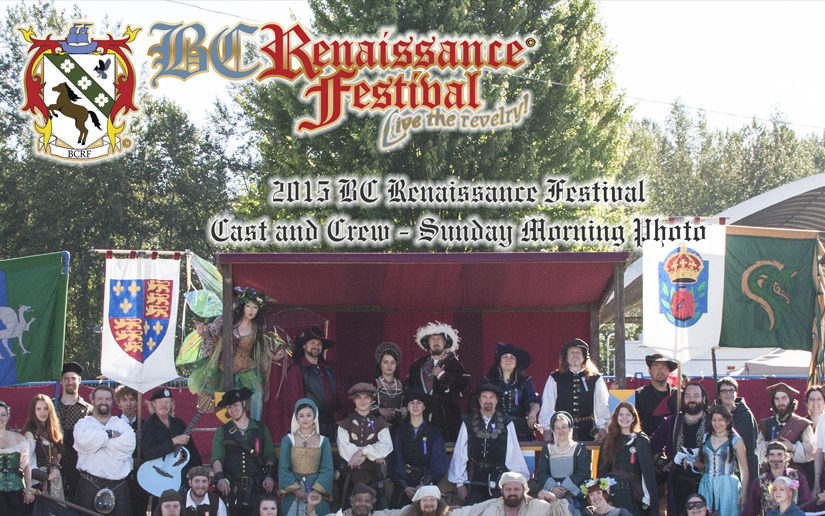 BC Renaissance Festival: Enchanted Encounter in Pitt Meadows
