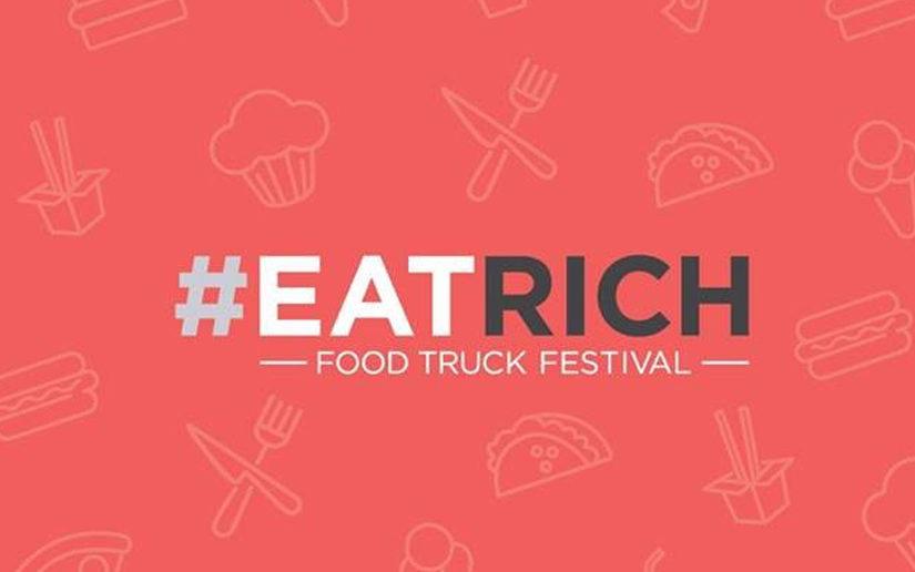 Eat Rich Food Truck Festival in Richmond