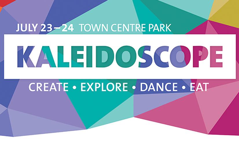 Kaleidoscope Festival in Coquitlam
