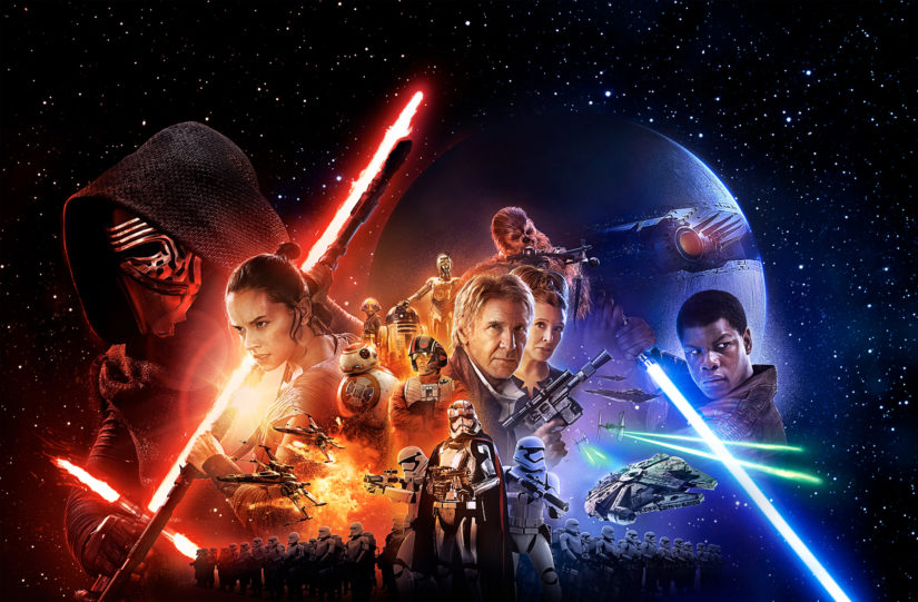 Star Wars: The Force Awakens – Outdoor Film Screening in Whistler
