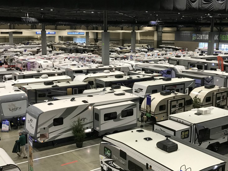 Snowbird RV Show & Sale in Abbotsford