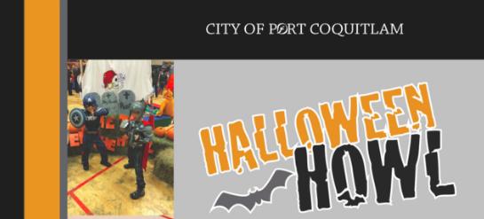 Halloween Howl in Port Coquitlam