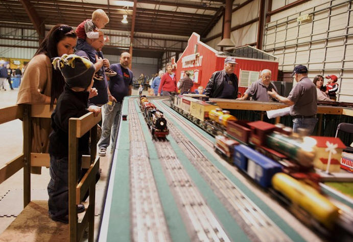 Model Train and Hobby Show in Chilliwack