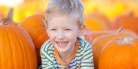 Family Fun in the Pumpkin Patch