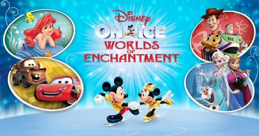 Disney On Ice Presents Worlds Of Enchantment in Vancouver