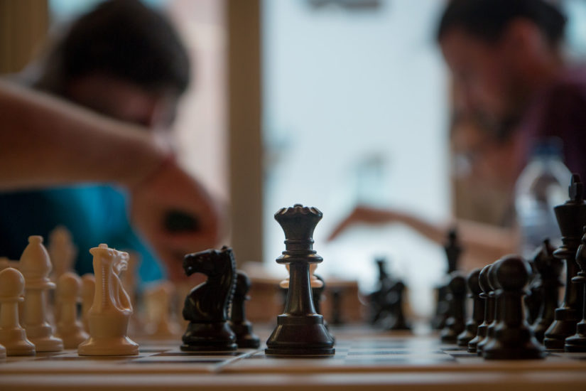 Ridge Meadows Chess Club in Maple Ridge