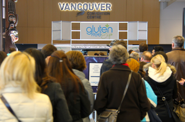 Gluten Free Expo in Vancouver