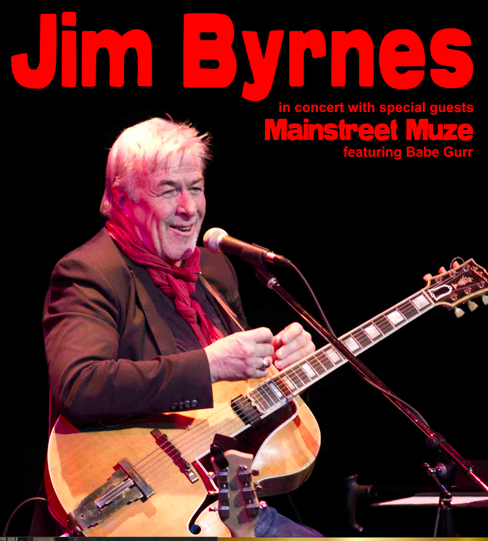 Jim Byrnes and Special Guests Mainstreet Muze (Feat. Babe Gurr) in North Vancouver