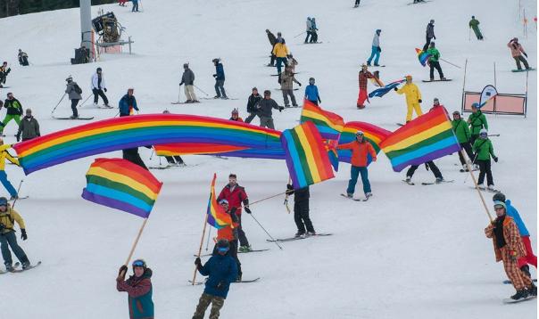 Whistler Pride and Ski Festival in Whistler