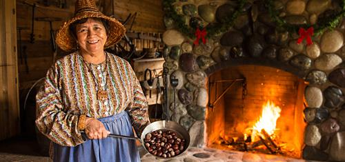 Heritage Holiday at the Fort in Langley