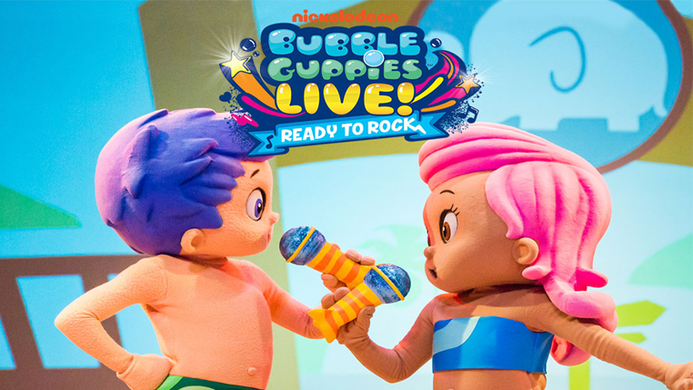 Bubble Guppies Live in Abbotsford