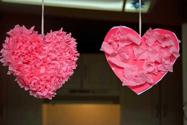 Valentine's Day Crafternoon in North Vancouver