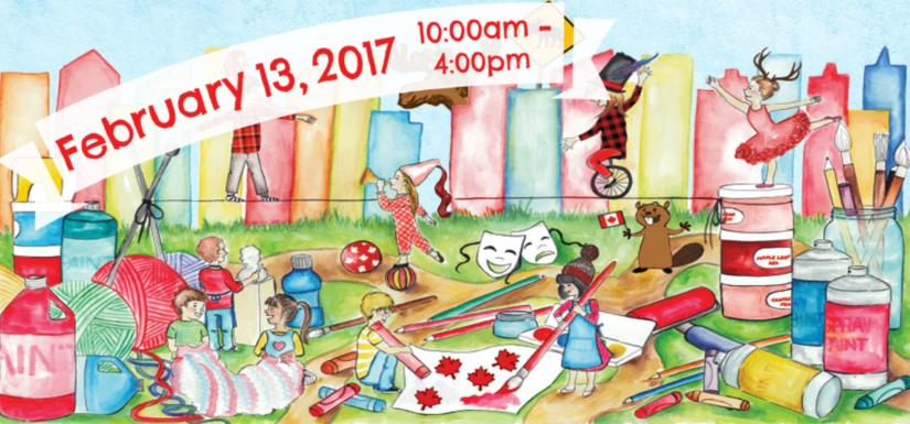 Children's Arts Festival in Richmond