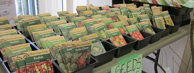 Seedy Saturday: Garden Season Kickoff in North Vancouver