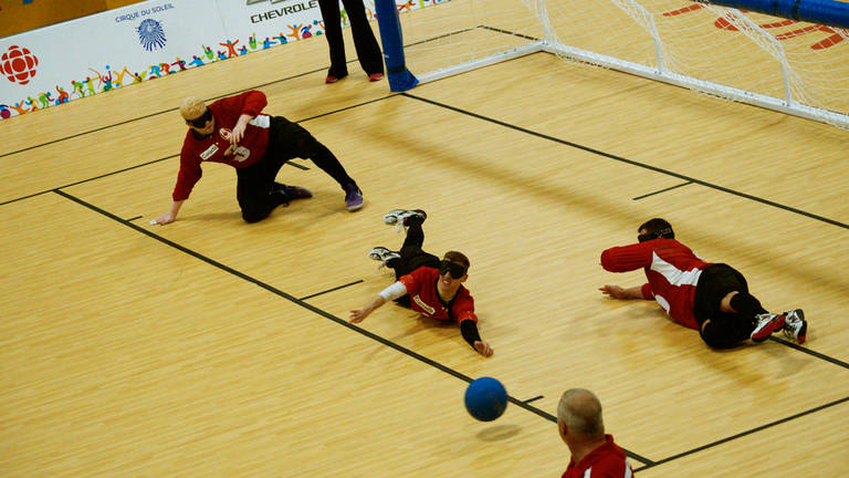 2017 International Vancouver Goalball Grand Slam in Aldergrove