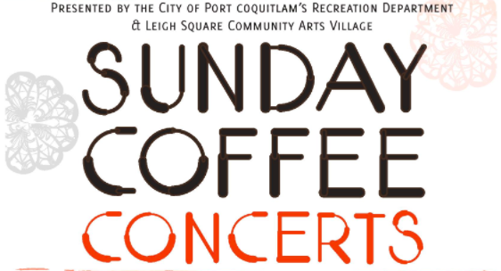 Sunday Coffee Concerts in Coquitlam