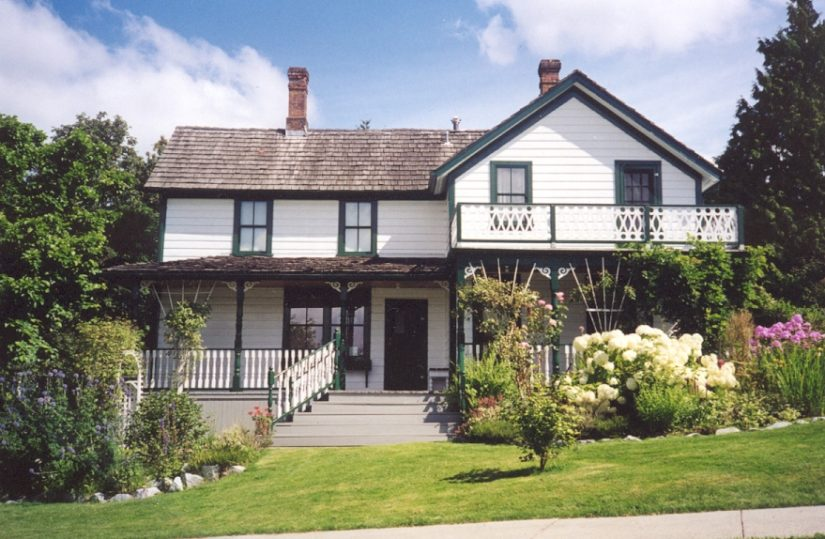 Monster Sunday at the Haney House Museum in Pitt Meadows